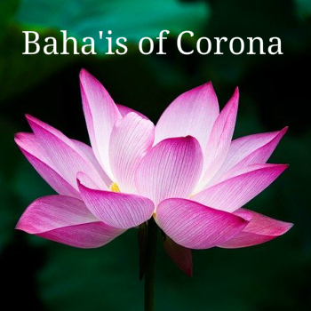 Baha'is of Corona